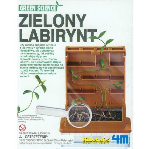 Green Science - Zielony labirynt