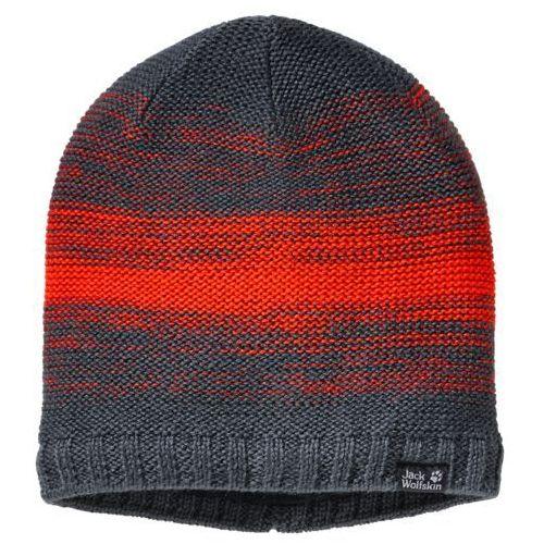 Jack wolfskin czapka ebony