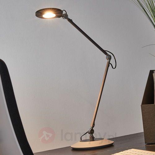Trio roderic lampa stołowa led antracytowy, 1-punktowy - nowoczesny - obszar wewnętrzny - roderic - czas dostawy: od 2-4 dni roboczych