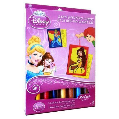 Kolorowy piasek - księżniczki 1 dumel marki Red castle