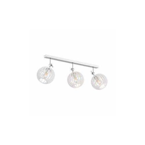 Plafon Argon Portoryko 1307 lampa sufitowa 3x40W E14 biały, 1307