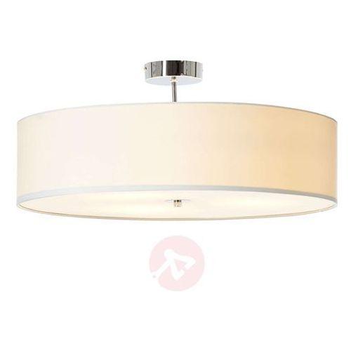 Brilliant andria lampa sufitowa chrom, biały, 3-punktowe - - klasyczny - obszar wewnętrzny - andria -