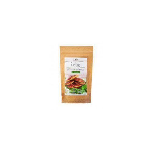 Pięć przemian Placki zielone ze szpinakiem instant bezglutenowe 175 g