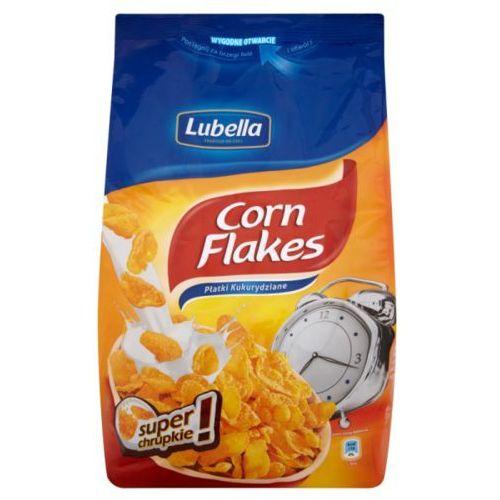Lubella Płatki kukurydziane klasyczne corn flakes 500 g (5900049004494)