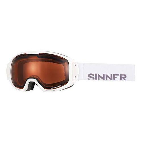 Gogle narciarskie mohawk sintec sigo-166 polarized 30a-p01 marki Sinner