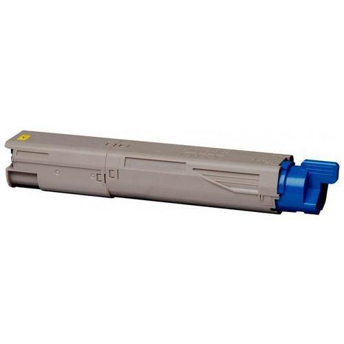 Toner zamiennik DT3300YO do OKI C3300n C3400n C3450 C3600, pasuje zamiast OKI 43459329 Yellow, 2500 stron