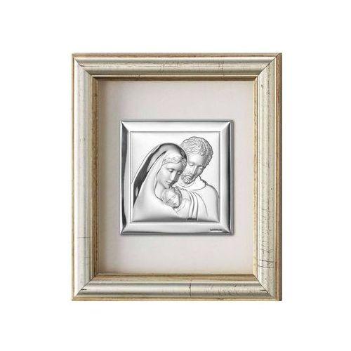 Obrazek Święta Rodzina w ramce za szkłem - (v#129)