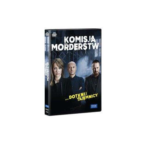Komisja morderstw - Jarosław Marszewski, Adrian Panek, towar z kategorii: Pozostałe filmy