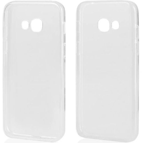 Qult Etui  back case clear do samsung a320 a3 2017 luxury (5901836732439)