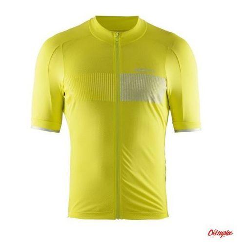 Koszulka rowerowa  verve glow jersey 1904995 2605 męska marki Craft