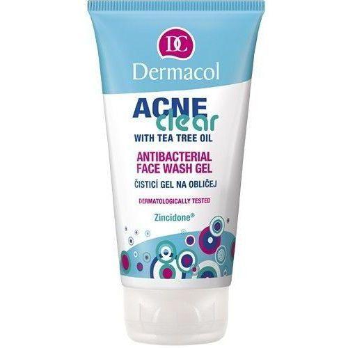 Dermacol AcneClear Antibacterial Face Wash Gel 150ml W Żel do mycia twarzy - sprawdź w wybranym sklepie