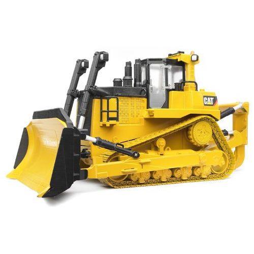 Bruder Pojazd buldożer wielki caterpillar
