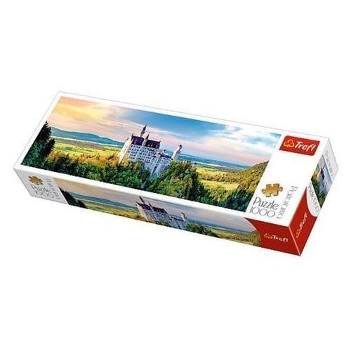 Puzzle 1000 elementów. Zamek Neuschwanstein, 5900511290288 (5359127)