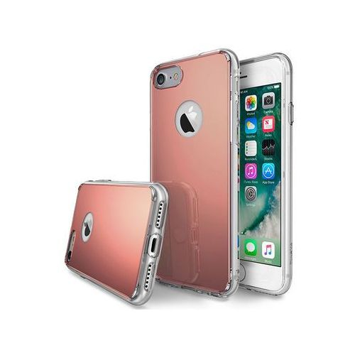 Etui Ringke Fusion do Apple iPhone 7 8 Rose Gold - Różowy