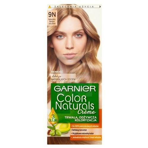 Garnier color naturals krem koloryzujšcy nr 9n naturalny bardzo jasny blond 1op