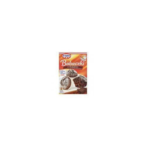 Babeczki czekoladowe ze skórką pomarańczy 335 g Dr. Oetker