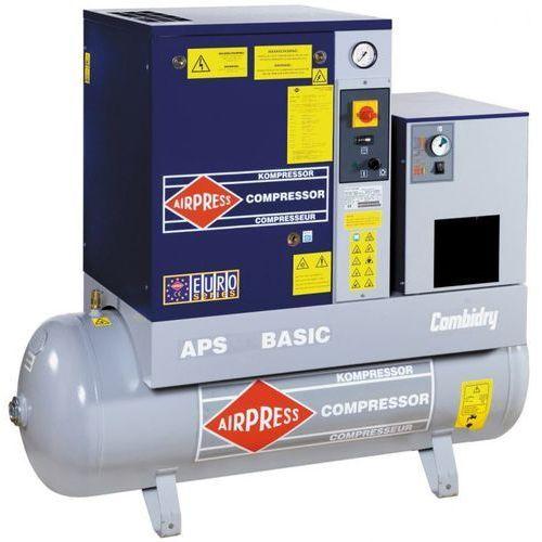 Airpress Kompresor śrubowy aps basic combi dry 5,5