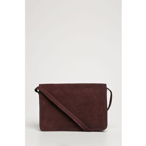 - torebka skórzana reda marki Vero moda