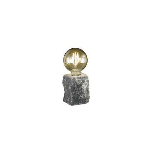 Reality STONE Lampa stołowa Siwy, 1-punktowy - Vintage/Przemysłowy - Obszar wewnętrzny - STONE - Czas dostawy: od 3-6 dni roboczych