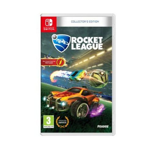Cenega Rocket league edycja kolekcjonerska switch (5051892213592)