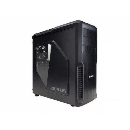z3 plus czarna obudowa komputerowa marki Zalman