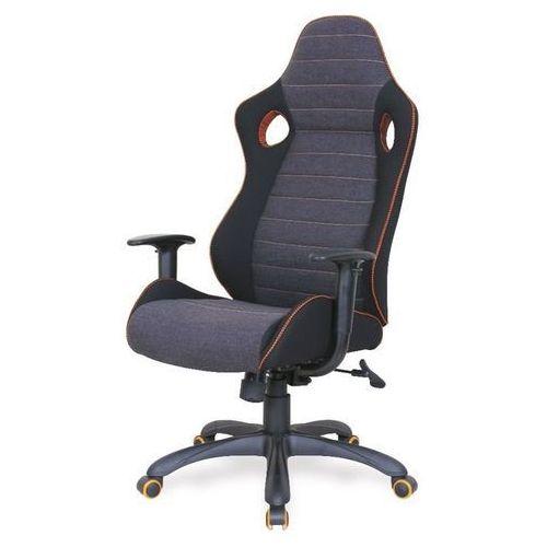 Superior fotel gamingowy dla graczy popiel marki Style furniture
