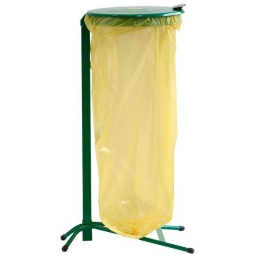 Linea Stojak na worek na śmieci 120 l metalowy stojak na worki na śmieci, stelaż na śmieci