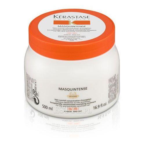 Kerastase Masquintense - Maska odżywcza do włosów cienkich 500ml, 3474630565395