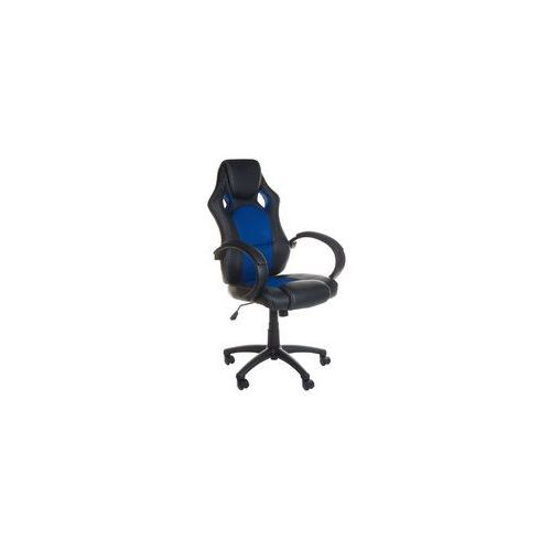 Fotel gamingowy Racer CorpoComfort BX-2052 Niebieski