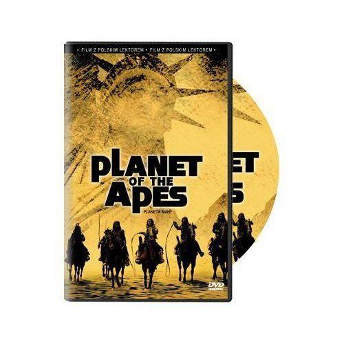 Imperial cinepix Planeta małp (dvd) - franklin j. schaffner darmowa dostawa kiosk ruchu
