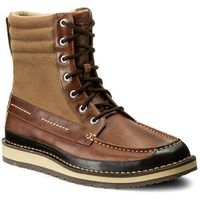 Kozaki SPERRY - STS14184 Tan, kolor brązowy