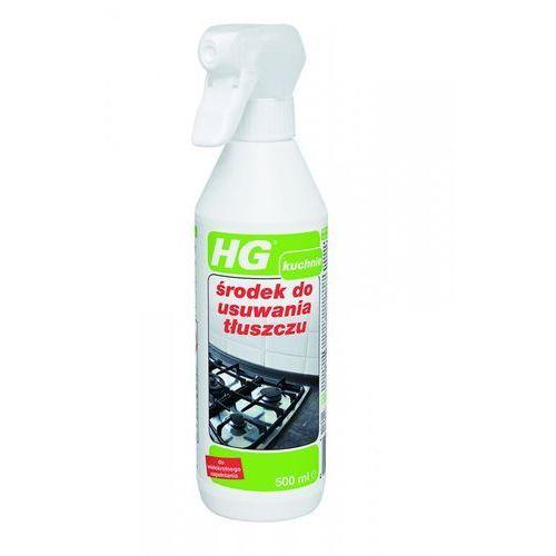 HG ekstra mocny środek do usuwania plam z dywanów i wykładzin