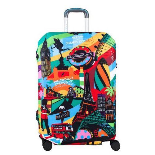 BG Berlin pokrowiec na dużą walizkę / rozmiar L / Europe Style - Europe Style
