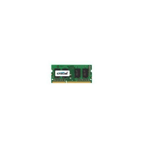 Crucial ddr3 sodimm 8gb/1866 cl13 low voltage ct102464bf186d