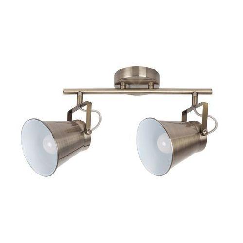Plafon LAMPA sufitowa MARTINA 6517 Rabalux ścienna OPRAWA listwa regulowane reflektorki brąz