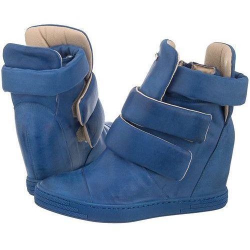 Sneakersy niebieskie b3493 chaber 1769 martini (ci111-h) marki Carinii