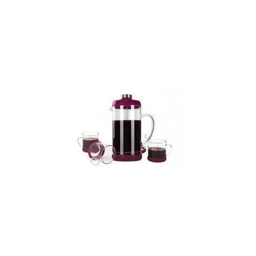 Zaparzacz do kawy 1L + 4filiżanki FLORINA, 3539