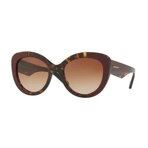 Okulary słoneczne be4253 365513 marki Burberry