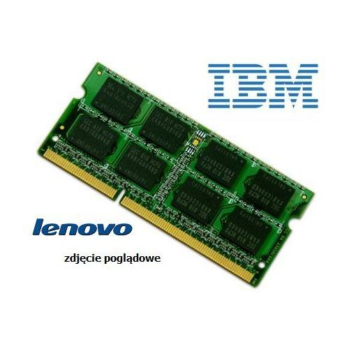 Pamięć RAM 4GB DDR3 1600MHz do laptopa IBM / Lenovo ThinkPad T430U