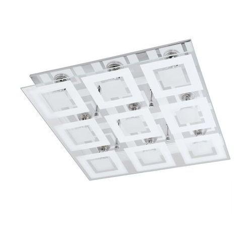 Eglo 94227 - LED Lampa sufitowa ALMANA 9xGU10-LED/3W/230V, kolor chrom