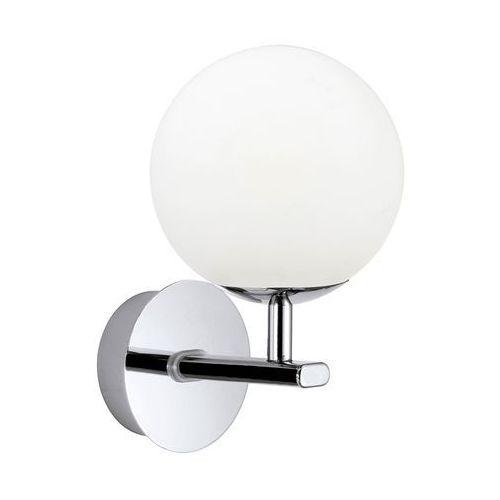 Eglo Kinkiet lampa ścienna palermo 1x2,5w led ip44 biały/ chrom 94991 (9002759949914)