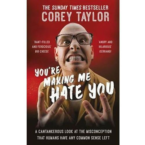 You're Making Me Hate You (9780091960339)