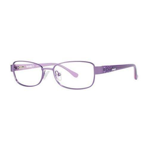 Okulary korekcyjne petal plum marki Kensie