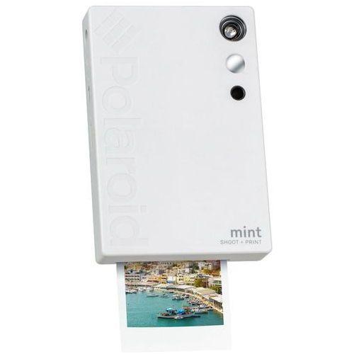 POLAROID aparat Mint Instant Digital Camera & Printer White