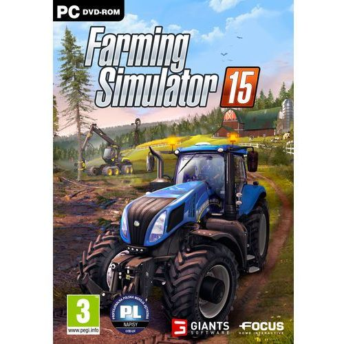 OKAZJA - Farming Simulator 2015 (PC)