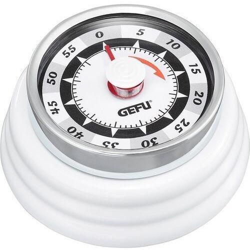Minutnik z magnesem RETRO biały Gefu
