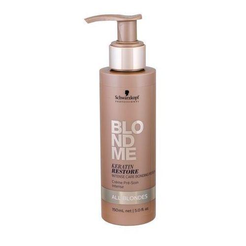 blond me keratin restore balsam do włosów 150 ml dla kobiet marki Schwarzkopf
