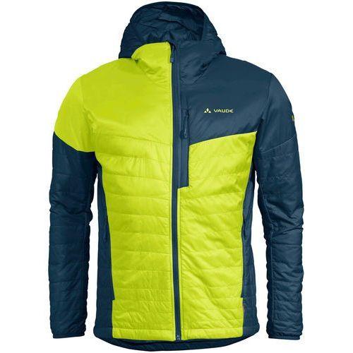 Vaude freney v kurtka mężczyźni, bright green l 2020 kurtki wspinaczkowe (4052285985936)