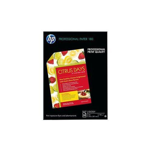 Hp Papier  professional inkjet, błyszczący – 50 arkuszy/a4/210x297 mm c6818a