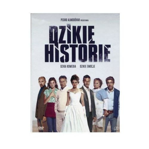 Dzikie historie [damian szifron] marki Gutek film